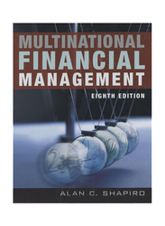 Multinational Financial Management 8th Edition, Hardcover Book, By: Alan C. Shapiro