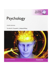 Psychology Global 4th Edition, Paperback Book, By: Saundra K. Ciccarelli and J. Noland White