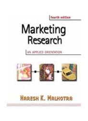 Marketing Research: International Edition : An Applied Orientation with SPSS, Paperback Book, By: Naresh Malhotra