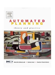 Automated Planning: Theory and Practice, Hardcover Book, By: Malik Ghallab, Dana Nau, Paolo Traverso