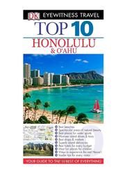Top 10 Honolulu and Oahu, Paperback Book, By: Bonnie Friedman