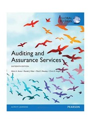 Auditing and Assurance Services 13th Edition, Paperback Book, By: Alvin A. Arens, Randal J. Elder and Mark S. Beasley