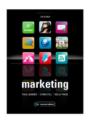 Marketing, Paperback Book, By: Paul Baines, Chris Fill and Kelly Page