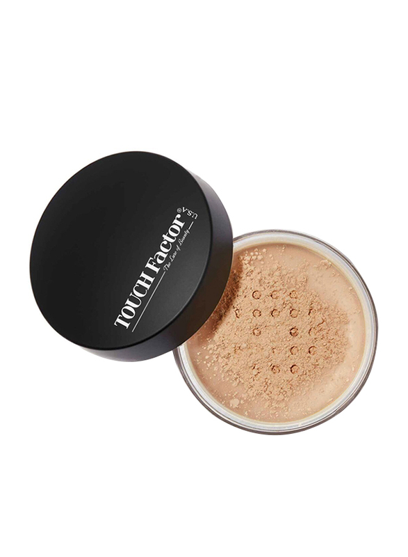 Touch Factor Loose Setting Powder Translucent, MLP05, Beige