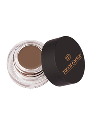 Touch Factor Eyebrow Gel, Medium Brown