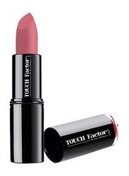 Touch Factor Perfect Matte Lipstick, ML-06, Pink