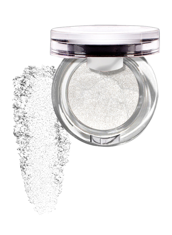 Touch Factor Loose Glitter Eyeshadow, SLG-205, Silver