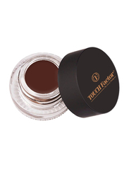Touch Factor Eyebrow Gel, Chocolate, Brown