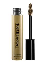 Touch Factor Eyebrow Mascara, CEM01, Beige