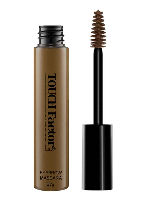 Touch Factor Eyebrow Mascara, CEM03, Beige