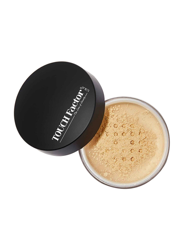 Touch Factor Loose Setting Powder Translucent, MLP02, Beige