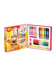 Colo Kit Art Set, ART-C01, Multicolour