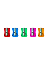 Nataraj 22-Piece 621 Sharpener in Jar, Multicolour