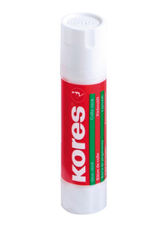 Kores Washable Non-Toxic Solid Glue Stick, 15g, White