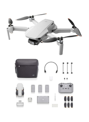 DJI Mini 2 Fly More Combo Drones with 12 MP, White