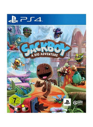 Sackboy A Big Adventure Video Game for PlayStation 4 (PS4) by Sony Interactive Entertainment