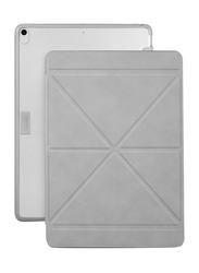 Moshi Apple iPad 10.2 inch 7th Gen Versa Tablet Case Cover, Grey