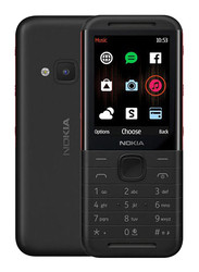 Nokia 5310 Xpress Music 16GB Black, 8MB RAM, GSM, Dual Sim Multimedia Phone, 2020 Version