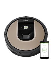 iRobot Roomba Cordless Robotic Vacuum Cleaner, 966, Gold/Black