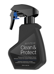 Austere III Series Clean & Protect, 200 ml with Dual-Sided Cloth for All Devices, Black