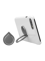 Elago Mobile Phone Ring Holder Stand, Dark Grey