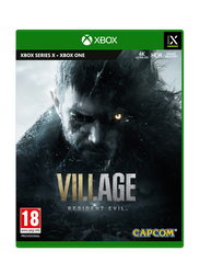 Resident Evil Village Standard Edition Video Game for Xbox One by Capcom