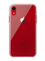 Apple Back Case Cover for Apple iPhone XR Mobile Phone, Clear
