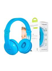Onanoff Play-Glacier Buddyphones On-Ear Buddyphones, Blue