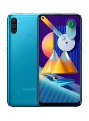 Samsung Galaxy M11 32GB Blue, 3GB RAM, 4G LTE, Dual Sim Smartphone