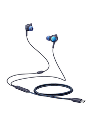 Samsung ANC Type-C Cable In-Ear Earphones, Black