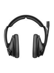 Sennheiser GSP 370 Wired and Bluetooth Over-Ear Noise Cancelling Gaming Headset with Mic, Black