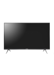 TCL 43-Inch Full HD LED Smart TV, LED43S6550FS, Black