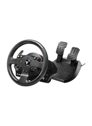 Thrustmaster TMX Force Feedback UK Version Racing Wheel for PlayStation PS4/PS3/Xbox One and PC, Black