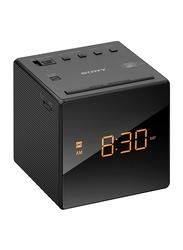 Sony ICF C1 Portable Digital Clock Radio, Black