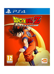 Dragon Ball Z Kakarot for PlayStation 4 (PS4) by Bandai Namco Entertainment