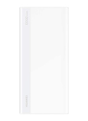 Huawei 10000mAh Fast Charging Power Bank with USB Type-C Input, PP10000-CP11QC, White