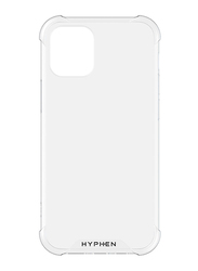 Hyphen Apple iPhone 12 6.1-inch Drop Protection Mobile Phone Case Cover, Clear