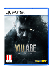 Resident Evil Village Standard Edition Video Game for PlayStation 5 (PS5) by Capcom