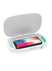 X.cell Multi-Function UV Light Sanitizer Box, White