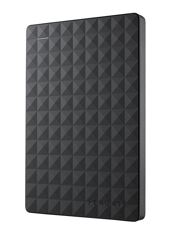Seagate 4TB HDD Expansion STEA4000400 External Portable Hard Drive, USB 3.0, Black