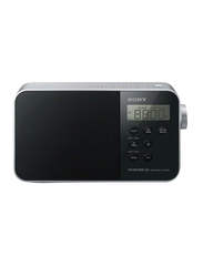 Sony ICF-M780 Portable Digital Clock Radio, Black