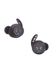 JBL Under Armour True Wireless Flash In-Ear Headphones, Black