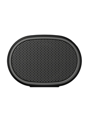 Sony SRSXB01/B-PROMO Extra Bass Water Resistant Portable Wireless Bluetooth Speaker with Microphone, Black
