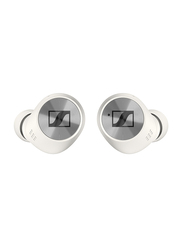 Sennheiser Momentum True Wireless 2 In-Ear Noise Cancelling Earbuds with Mic, White