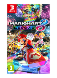 Mario Kart 8 Deluxe for Nintendo Switch by Nitendo