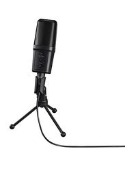 Hama Urage Mic Stream Revolution Gaming Microphone, Black