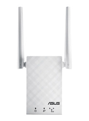 Asus RP-AC55 Dual Band Wireless Range Extender AC1200, White