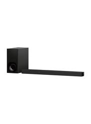 Sony 3.1ch Dolby Atmos Wireless Sound Bar with Wi-Fi/Bluetooth, 400W, Black