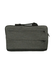 Max & Max 13-inch Sleeve Carry Case Laptop Bag, Grey