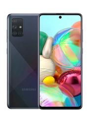 Samsung Galaxy A71 128GB Black, 8GB RAM, 4G LTE, Dual Sim Smartphone